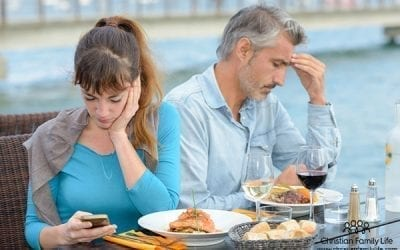 Taking Time for Intimacy: eliminating distractions