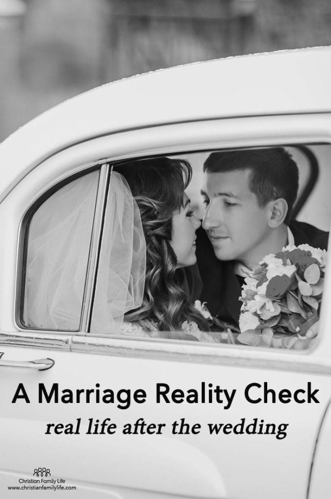 When real life hits, what is marriage like after the honeymoon phase wears off? Real life can be a rude awakening to both the amazing and the challenging reality of marriage.