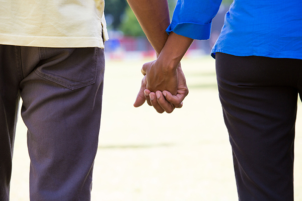 Marriage oneness brings you together as a couple.