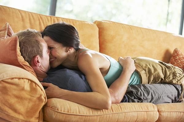 man desiring his wife