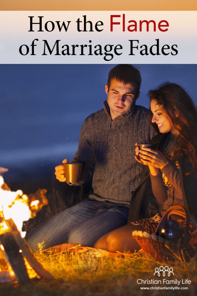 After the early days of romance, marriage relationship can deteriorate if the couple is unaware of the four reasons the flame fades and the proven methods to develop a sustainable marriage.