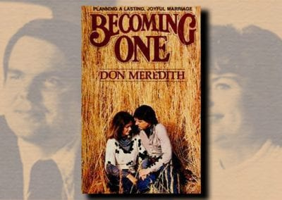 Becoming One Cover